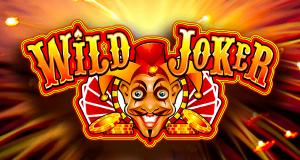 Wild Joker - Van Boekel Amusementsautomaten